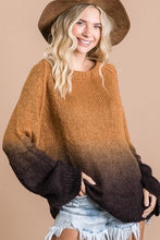 Load image into Gallery viewer, Snuggle Season Ombré Sweater - Sublime Clothing Boutique
