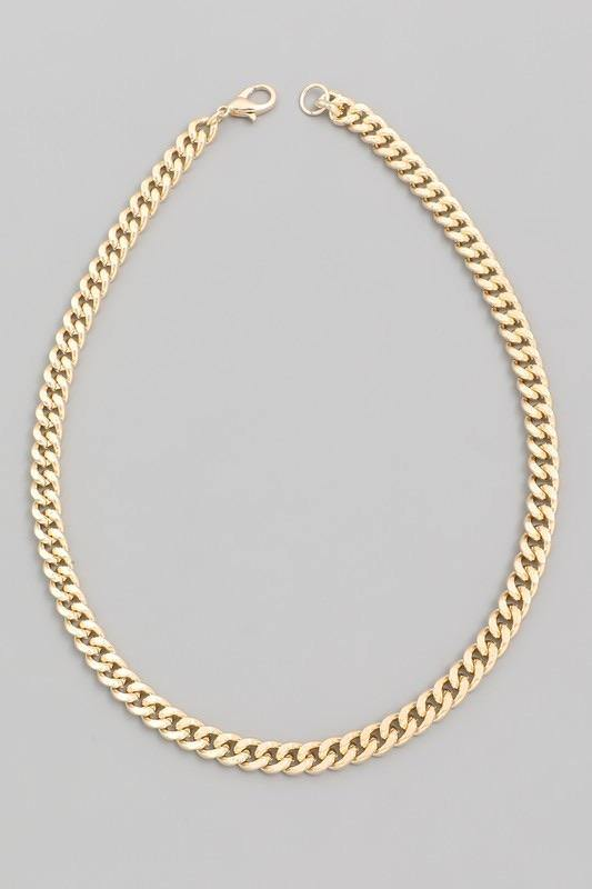 Let's Link Up Chain Necklace