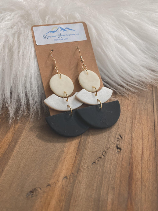 Style Up Clay Earrings
