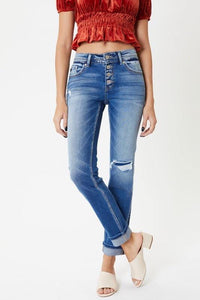 Newton Mid Rise Denim - Sublime Clothing Boutique