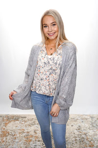 Adalee Cardigan - Sublime Clothing Boutique