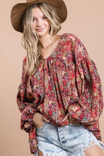 Load image into Gallery viewer, Monroe Blouse - Sublime Clothing Boutique