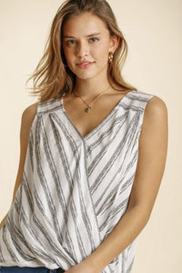 Simply Stated Surplice Tank