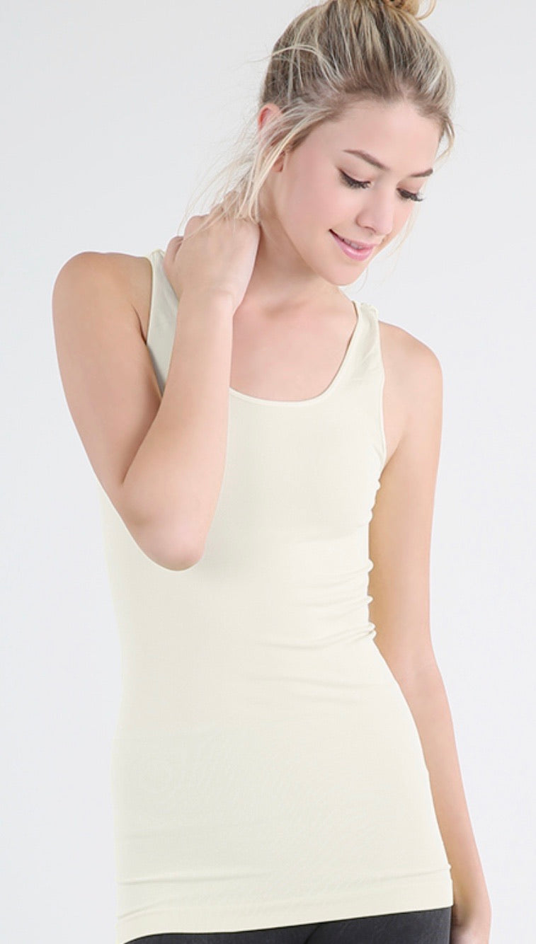 Nikibiki Jersey Tank - Sublime Clothing Boutique