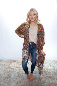 Meadow Kimono - Sublime Clothing Boutique