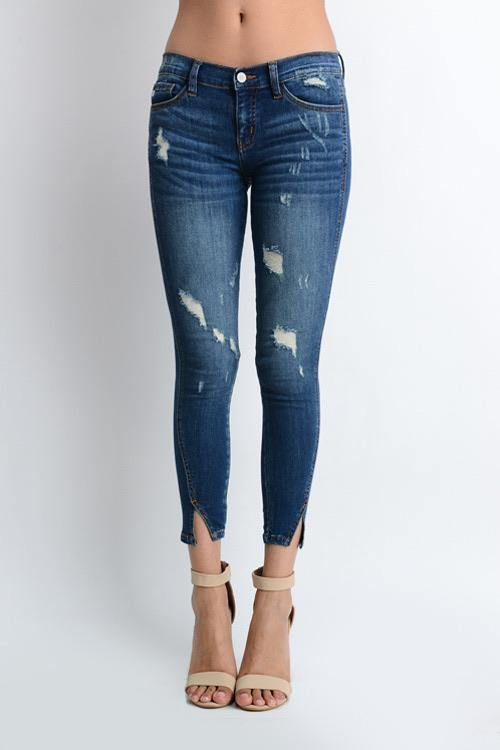 Maverick Low Rise Denim - Sublime Clothing Boutique