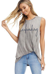 Weekending Tank - Sublime Clothing Boutique