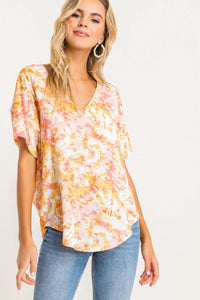 Tahoe Tie Dye Tee - Sublime Clothing Boutique