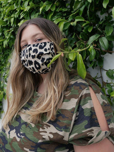 Printed Face Mask - Sublime Clothing Boutique