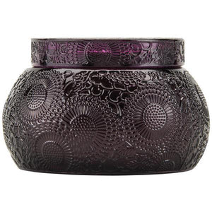 Voluspa Santiago Huckleberry Chawan Bowl Candle - Sublime Clothing Boutique