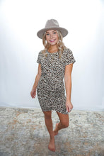 Load image into Gallery viewer, Wild Side Leopard Dress - Sublime Clothing Boutique