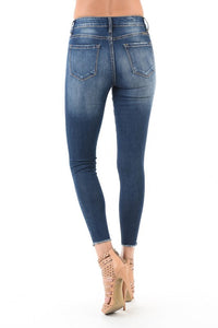 Bri Button Fly Denim