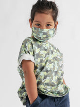 Load image into Gallery viewer, Kids Printed Face Mask - Sublime Clothing Boutique