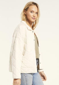 Maya Quilted Jacket - Sublime Clothing Boutique