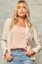 Load image into Gallery viewer, Adella Linen Jacket - Sublime Clothing Boutique