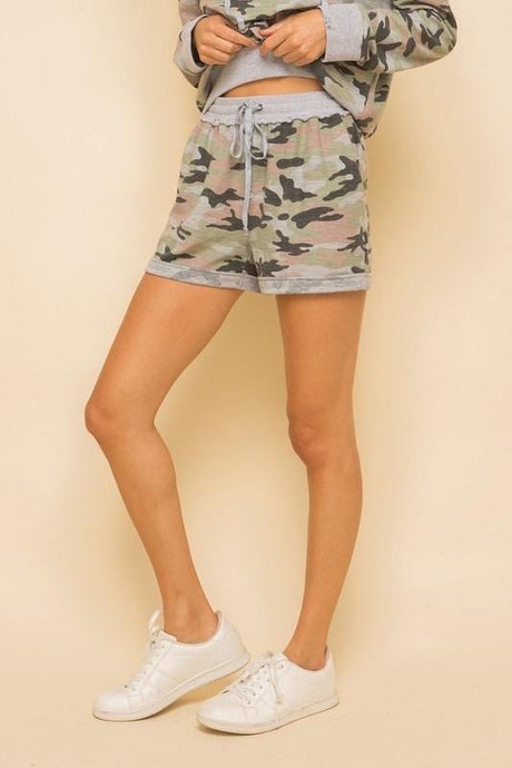 Road Trippin Camo Shorts - Sublime Clothing Boutique