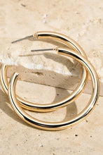 Load image into Gallery viewer, Everyday Chic Hoop Earrings - Sublime Clothing Boutique
