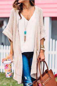 Anything is Possible Knit Cardigan - Sublime Clothing Boutique