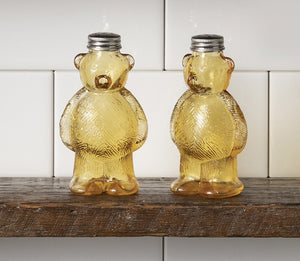 Teddy Bear Salt & Pepper Shakers - Sublime Clothing Boutique
