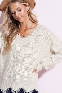 Frankie Sweater - Sublime Clothing Boutique