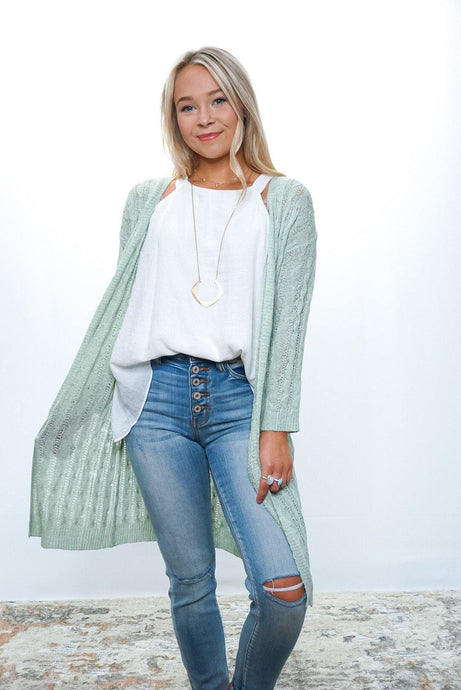 Bali Cardigan - Sublime Clothing Boutique