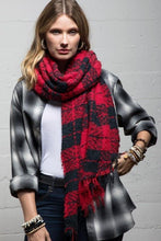 Load image into Gallery viewer, Mad For Plaid Scarf - Sublime Clothing Boutique