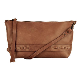 Borsa Convertible Leather Crossbody Bag - Sublime Clothing Boutique