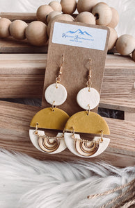 Good Future Clay Earrings