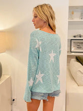 Load image into Gallery viewer, She's A Star Pullover Sweater - Sublime Clothing Boutique