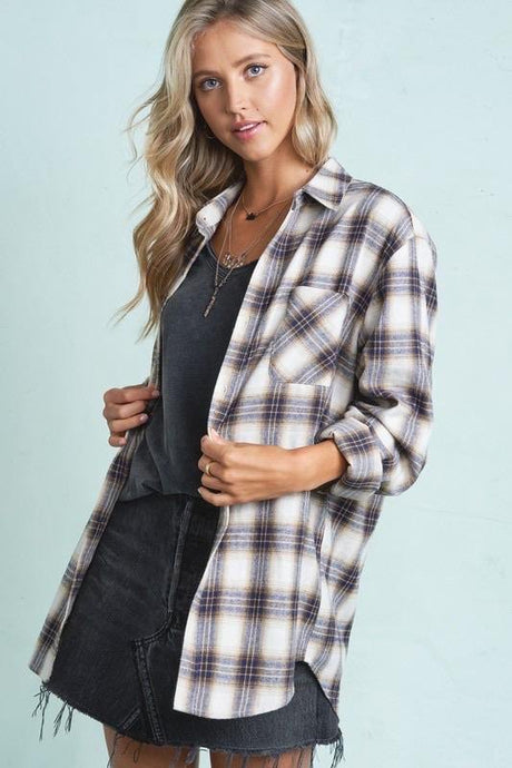 Cleo Flannel