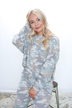 Load image into Gallery viewer, Celine Camo Long Sleeve - Sublime Clothing Boutique
