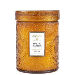 Voluspa Baltic Amber Small Jar - Sublime Clothing Boutique