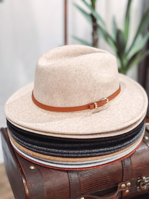 Billie Panama Hat - Sublime Clothing Boutique