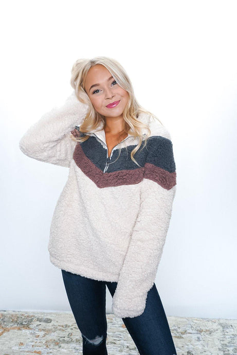 Downright Darling Sherpa - Sublime Clothing Boutique