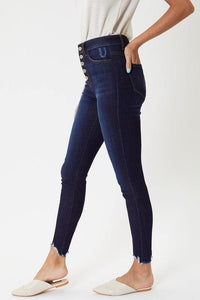 Wilder Super High Rise Denim - Sublime Clothing Boutique