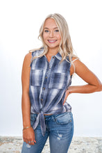 Load image into Gallery viewer, Britnee Plaid Tank - Sublime Clothing Boutique