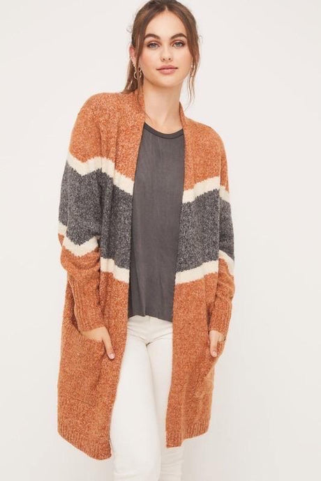 Fall into Cozy Cardigan