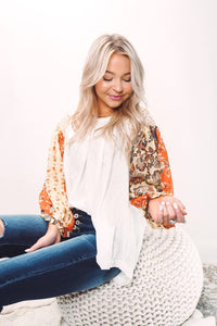 Larissa Top - Sublime Clothing Boutique
