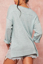 Load image into Gallery viewer, Prana Henley Sweater