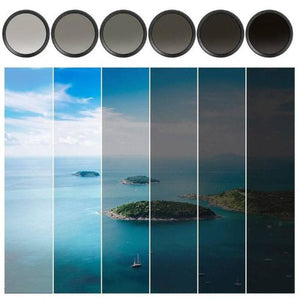 Weloslice™ Dynamic ND2-400 Filter