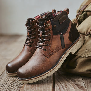 Mounty - Chic and Comfortable Boots