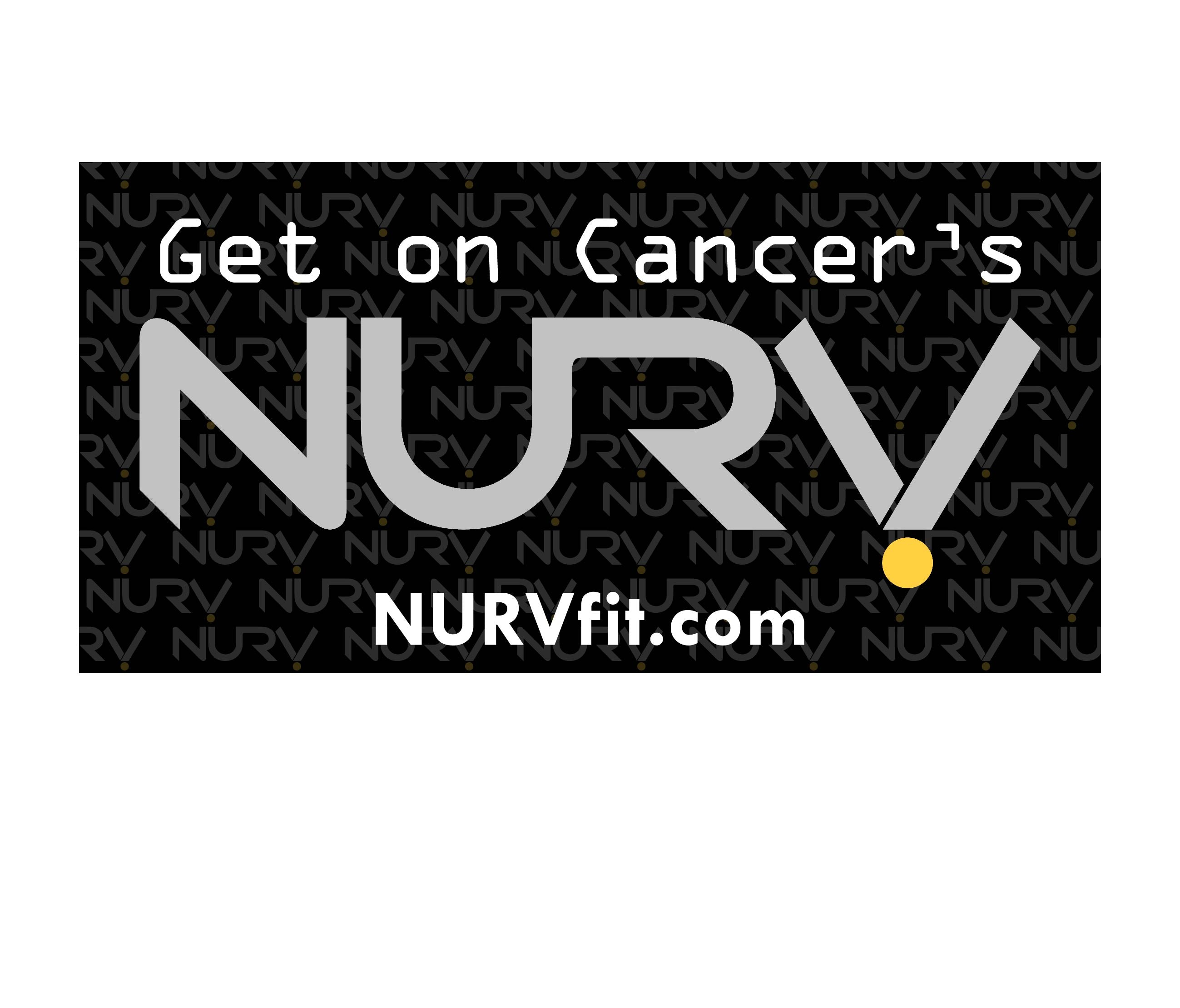 Get on Cancers NURV | Bumper Sticker