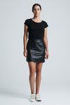 Jade Mini Skirt Black