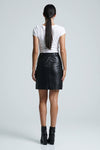 Marley Mini Skirt Black