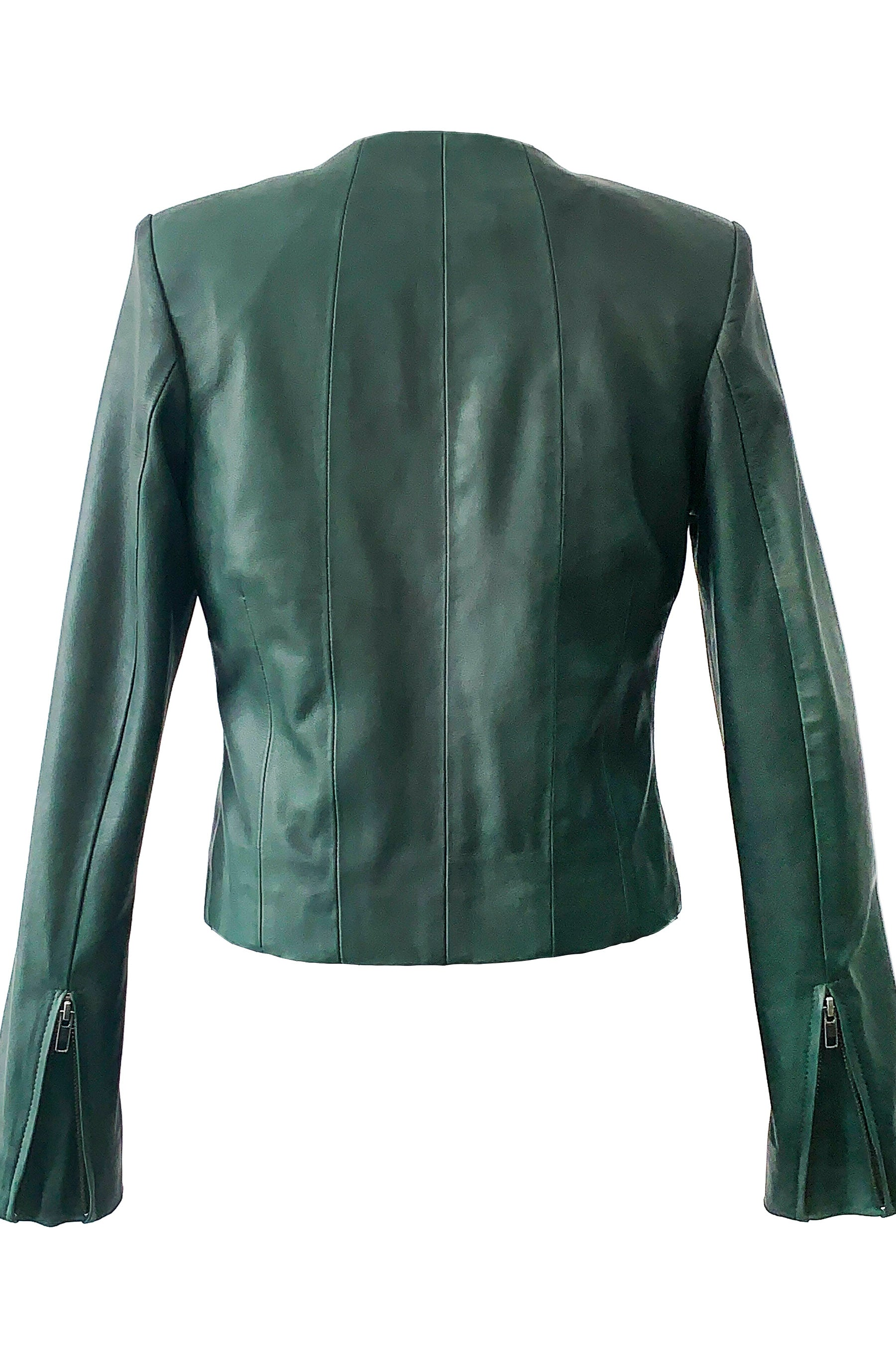 Milan Jacket Forest Green