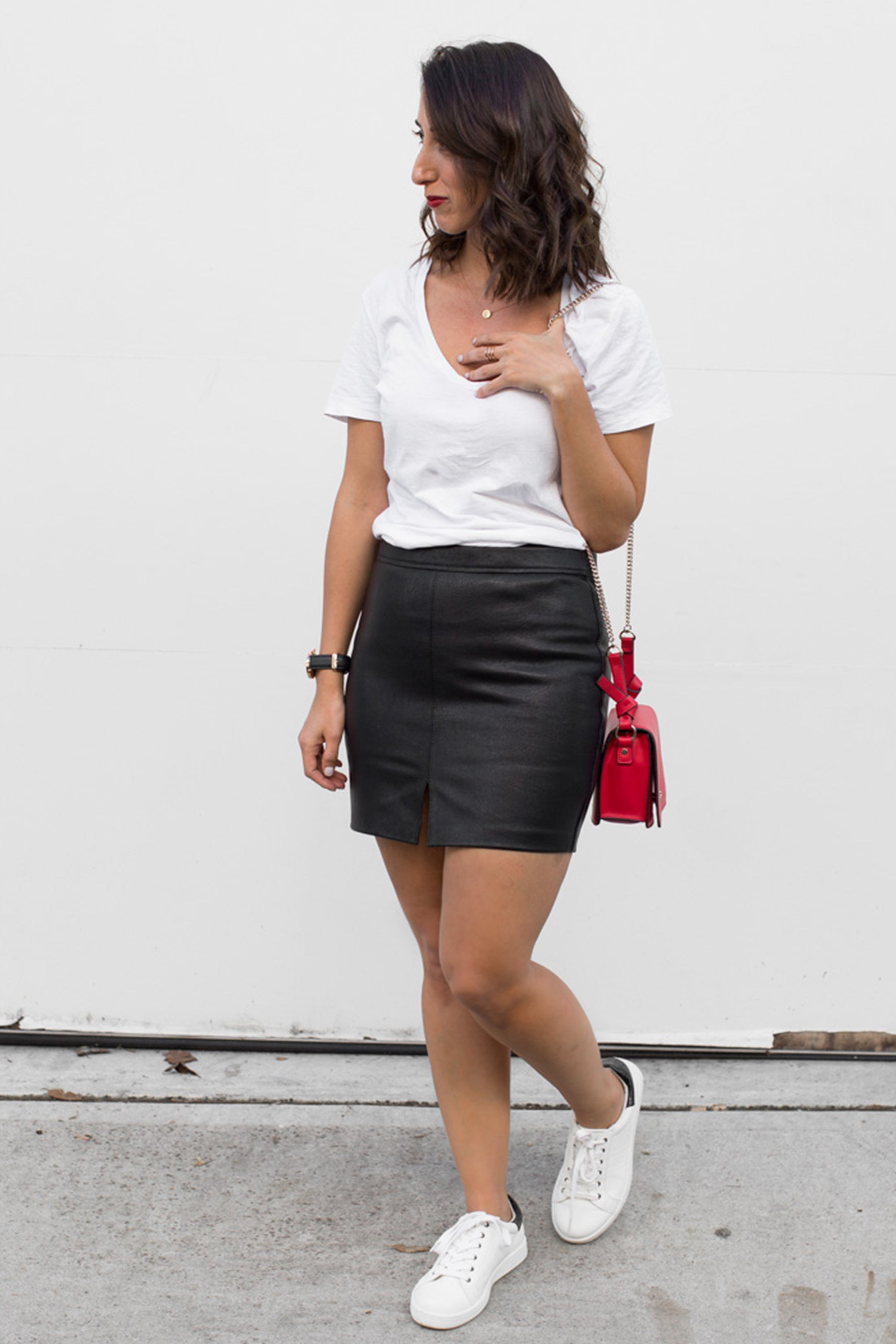 Tatiana Mini Skirt