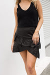 Willow Ruffle Mini Skirt