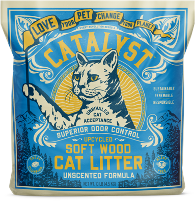 Cat Litter Unscented Formula