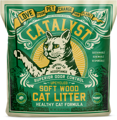 Cat Litter Healthy Cat Formula