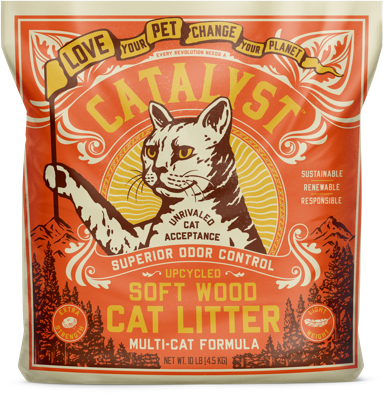 Cat Litter Multi-Cat Formula